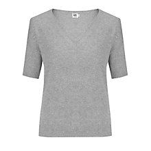 Buy Kin by John Lewis Wide Sleeve V-Neck Jumper Online at johnlewis.com