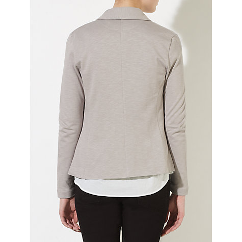 Buy Kin by John Lewis Long Sleeve Edge to Edge Blazer Online at johnlewis.com