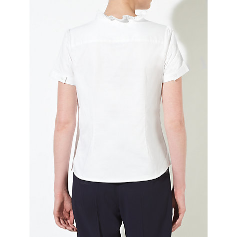 Buy COLLECTION by John Lewis Kaylin Shirt, White Online at johnlewis.com