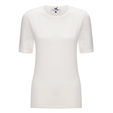 Buy COLLECTION by John Lewis Holly Short Sleeved Fashioning Top Online at johnlewis.com