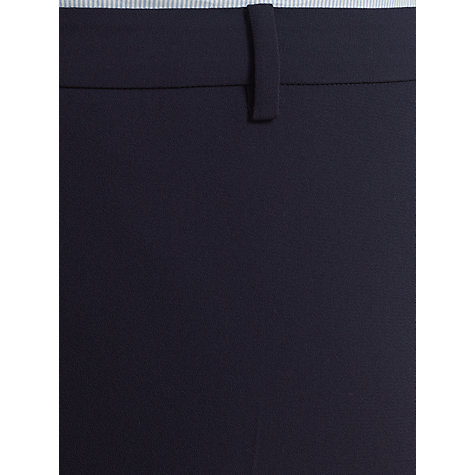 Buy COLLECTION by John Lewis Lille Tailored Trousers, Navy Online at johnlewis.com