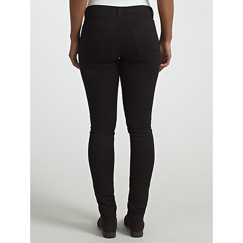 Buy Kin by John Lewis Super Skinny Jeans, Black Online at johnlewis.com