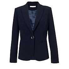 Buy COLLECTION by John Lewis Tailored Jacket, Navy Online at johnlewis.com