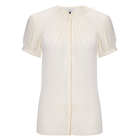 Buy COLLECTION by John Lewis Mariela Blouse, Cream Online at johnlewis.com