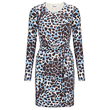 Buy Somerset by Alice Temperley Animal Print Tunic Dress, Multi Online at johnlewis.com