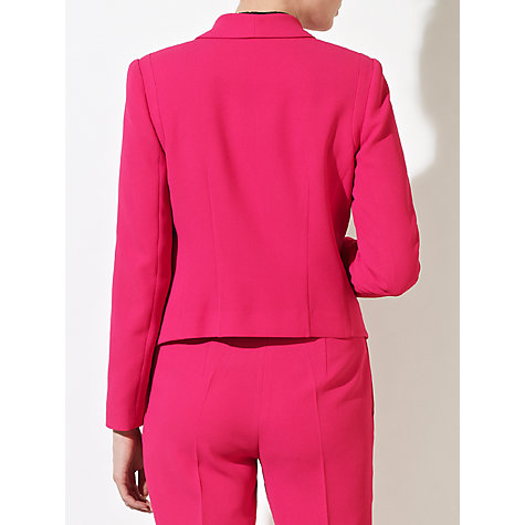 Buy COLLECTION by John Lewis Amaris Jacket, Flamingo Online at johnlewis.com