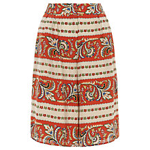 Buy Somerset by Alice Temperley Tapestry Culottes, Watermelon Online at johnlewis.com