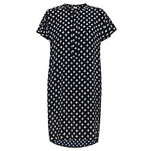 Buy Kin by John Lewis Ninja Star Print Dress, Multi Online at johnlewis.com