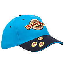 Buy Beavers Cap, Blue Online at johnlewis.com