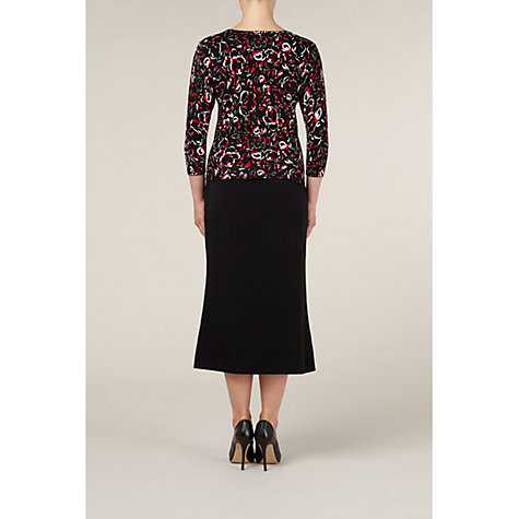 Buy Precis Petite Delicate Floral Jumper, Multi Online at johnlewis.com