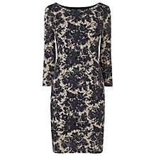 Buy Phase Eight Floral Tunic, Grey Online at johnlewis.com
