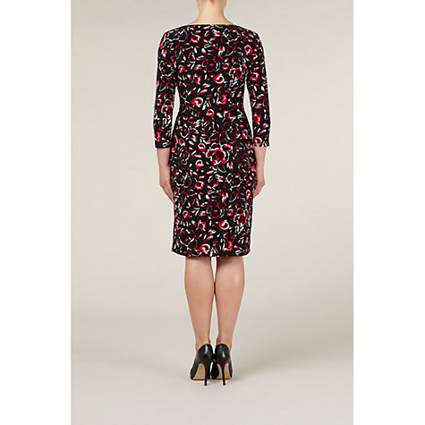 Buy Precis Petite Cutwork Floral Dress, Multi Online at johnlewis.com