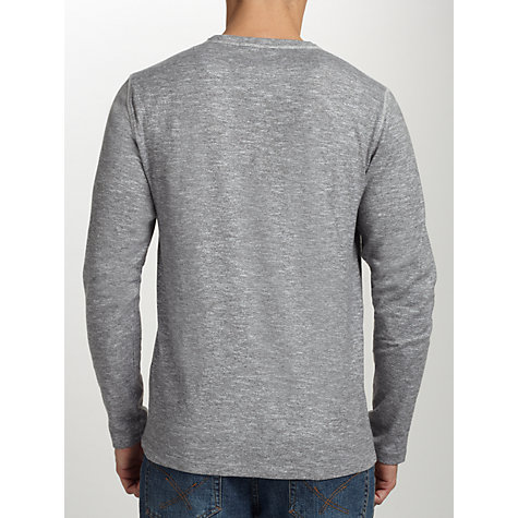 Buy Selected Homme Riss Long Sleeve Top Online at johnlewis.com