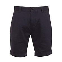 Buy Selected Homme Three Paris Shorts, Navy Online at johnlewis.com