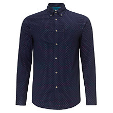 Buy Ben Sherman Two Finger Button Shirt Online at johnlewis.com