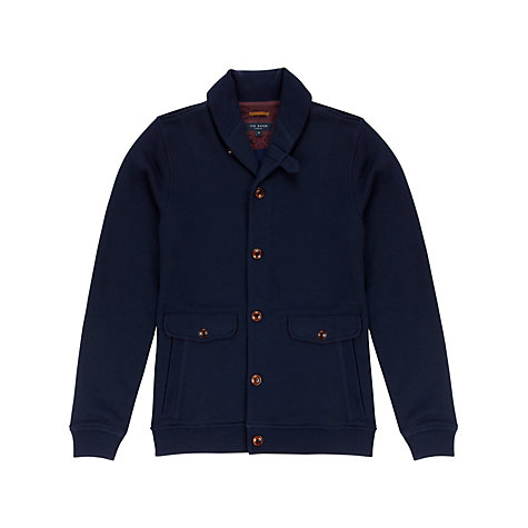 Buy Ted Baker Farfell Jersey Cardigan Online at johnlewis.com