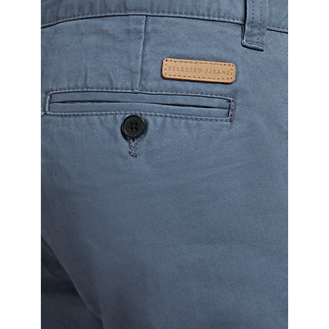Buy Selected Homme Three Paris Chinos Online at johnlewis.com