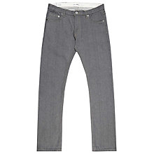 Buy Reiss Norfolk Straight Leg Jeans Online at johnlewis.com