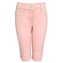 Buy John Lewis Girl Peddle Pusher Shorts Online at johnlewis.com
