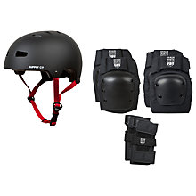 Buy Shaun White Helmet and Pads Set Online at johnlewis.com