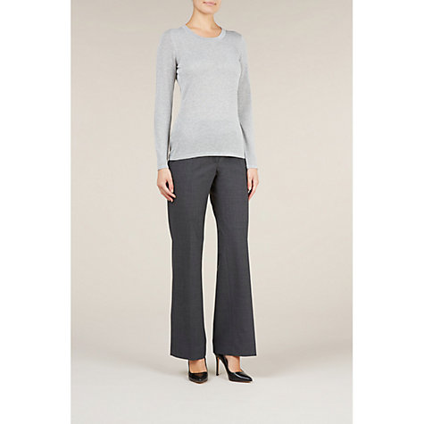 Buy Planet Lurex Jumper, Silver Online at johnlewis.com