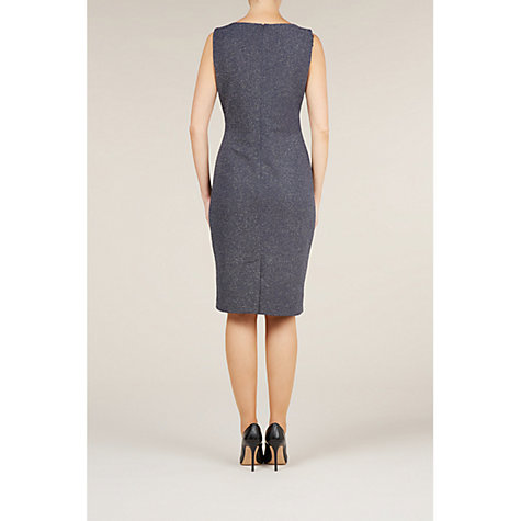 Buy Planet Embellished Dress, Charcoal Online at johnlewis.com