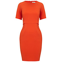 Buy Whistles Blake Dress, Red Online at johnlewis.com