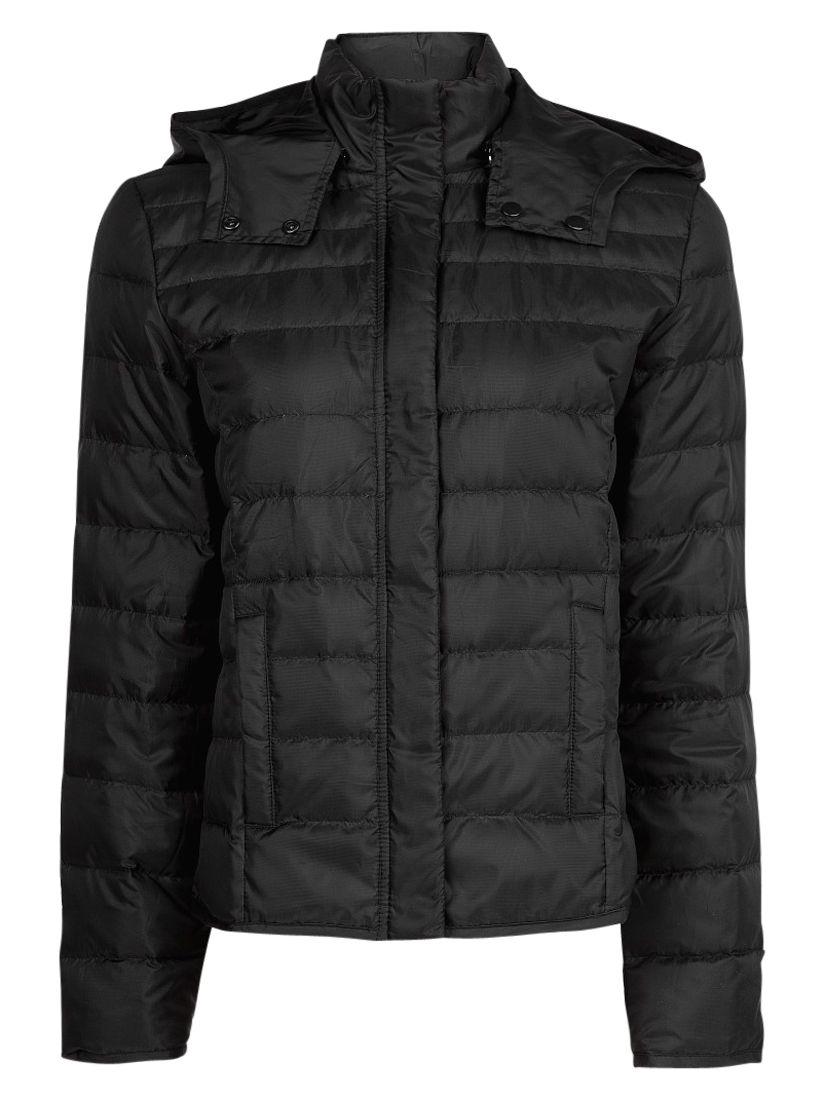 Mango Foldable Hooded Jacket