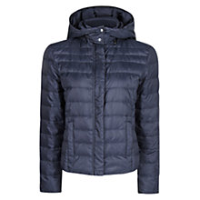 Buy Mango Foldable Hooded Jacket Online at johnlewis.com