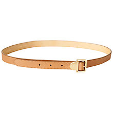 Buy Jaeger Thin Trouser Belt Online at johnlewis.com