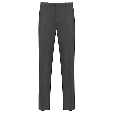 Buy John Lewis Tonic Tailored Suit Trousers, Grey Online at johnlewis.com