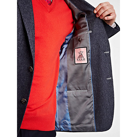 Buy Thomas Pink Plumer Jacket, Blue/Grey Online at johnlewis.com