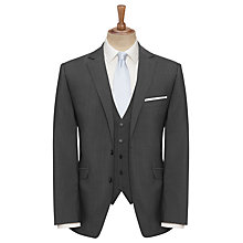 Buy John Lewis Tonic Tailored Suit Jacket, Grey Online at johnlewis.com