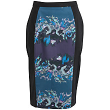 Buy Almari Floral Print Skirt, Multi Online at johnlewis.com