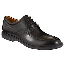 Buy Clarks Bilton Walk Leather Derby Shoes Online at johnlewis.com