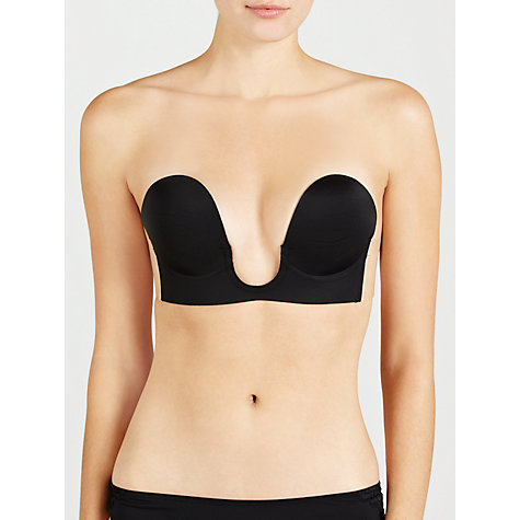 Buy Lingerie Solutions U-Plunge Backless & Strapless Bra Online at johnlewis.com