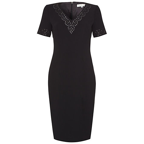 Buy Damsel in a dress Odalisque Dress, Black Online at johnlewis.com