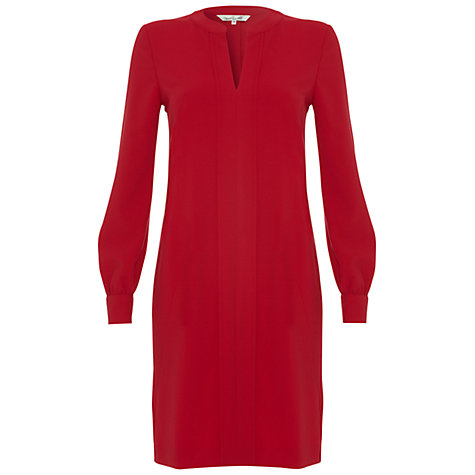 Buy Damsel in a dress Luna Dress, Red Online at johnlewis.com