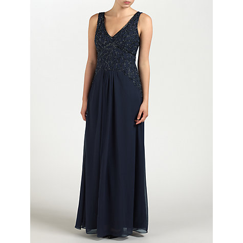 Buy Ariella Verity Beaded Maxi Dress Online at johnlewis.com