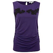 Buy Kaliko Lace Applique Top Online at johnlewis.com