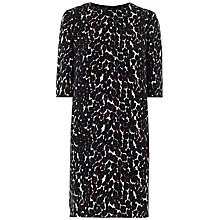 Buy Whistles Jungle Leopard Dress, Multi Online at johnlewis.com