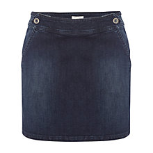 Buy White Stuff Denim Beta Skirt, Denim Online at johnlewis.com
