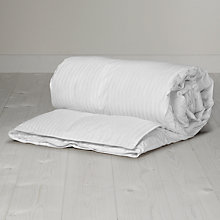 Buy John Lewis Two Tog Hungarian Goose Down Duvet, 4.5 + 10 Tog Online at johnlewis.com