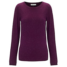 Buy Whistles Annie Sparkle Crew Neck Jumper Online at johnlewis.com
