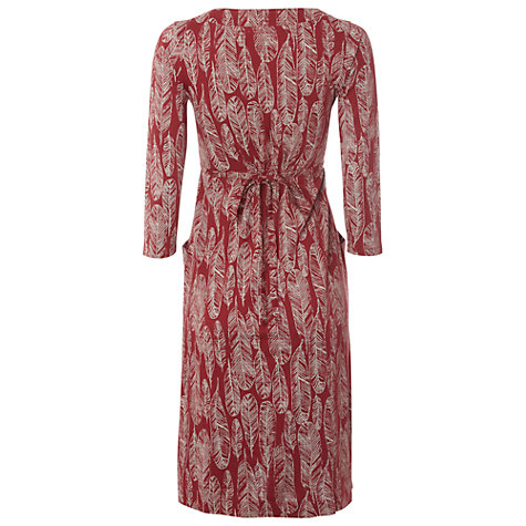 Buy White Stuff Monica Dress, Cherry Online at johnlewis.com