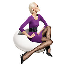 Buy Wolford Rice Dot Tights Online at johnlewis.com