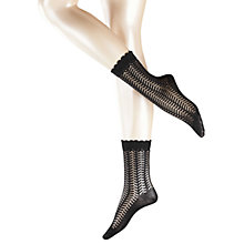Buy Falke Romantic Lace Ankle Socks Online at johnlewis.com