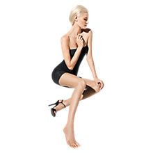 Buy Wolford Lux 9 Toeless Tights Online at johnlewis.com