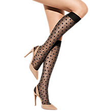 Buy Wolford Delia Knee Highs Online at johnlewis.com