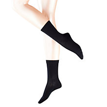 Buy Falke Family Ankle Socks, Navy Online at johnlewis.com